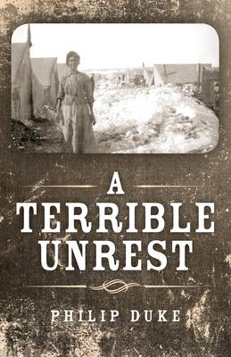 A TERRIBLE UNREST Paperback