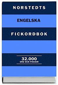 NORSTEDTS ENGELSKA FICKORDBOK ENGLISH SWEDISH-SWEDISH ENGLISH * FL