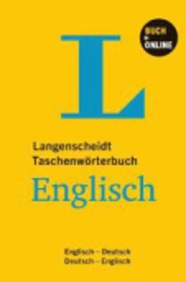 LANGENSCHEIDT TASCHENWORTERBUCH (+WorterbuchApp) ENGLISCH-DEUTSCH/DEUTSCH-ENGLISCH