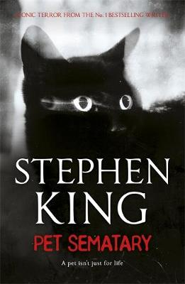 PET SEMATARY (A PET ISN'T JUST FOR LIFE) Paperback B FORMAT