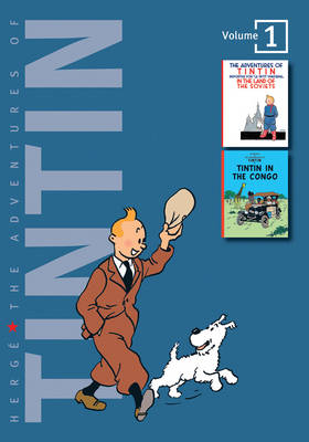 THE ADVENTURES OF TINTIN 1: COLLECTOR'S VOLUME (TINTIN IN THE LAND OF THE SOVIETS, TINTIN IN CONGO)