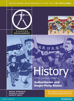 PEARSON BACCALAUREATE : HISTORY 20TH CENTURY WORLD Paperback