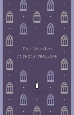 PENGUIN ENGLISH LIBRARY : THE WARDEN  Paperback B
