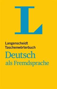 LANGENSCHEIDT TASCHENWORTERBUCH DEUTSCH ALS FREMDSPRACHE