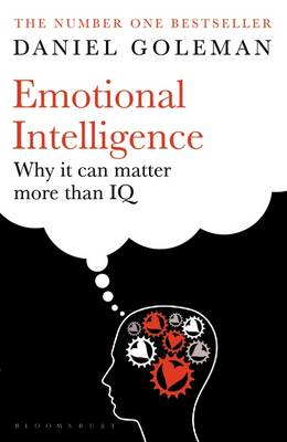 EMOTIONAL INTELLIGENCE WHY IT CAN MATTER MORE THAN IQ Paperback B FORMAT