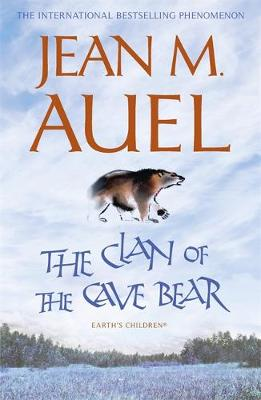 EARTHS CHILDREN 1: THE CLAN OF THE CAVE BEAR Paperback B FORMAT