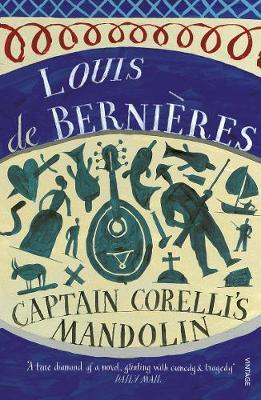CAPTAIN CORELLI'S MANDOLIN Paperback B FORMAT