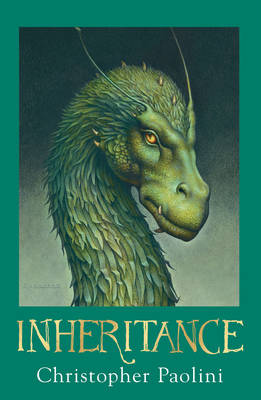 THE INHERITANCE CYCLE 4: INHERITANCE Paperback C FORMAT