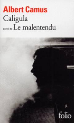 CALIGULA LE MALENTENDU Paperback A FORMAT