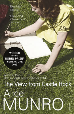 THE VIEW FROM CASTLE ROCK Paperback B FORMAT