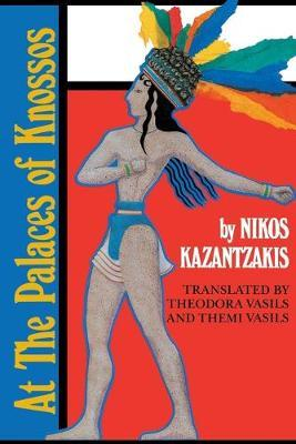 AT THE PALACES OF KNOSSOS Paperback