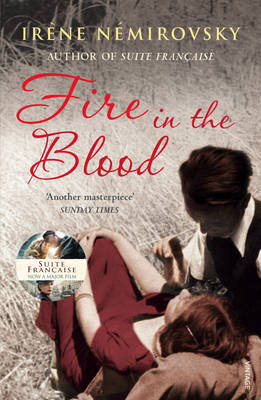 FIRE IN THE BLOOD Paperback B FORMAT