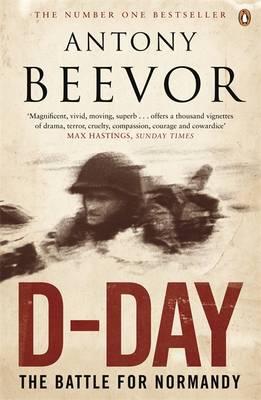 D-DAY Paperback C FORMAT