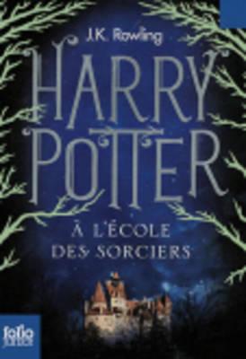 HARRY POTTER A L'ECOLE DES SORCIERS POCHE
