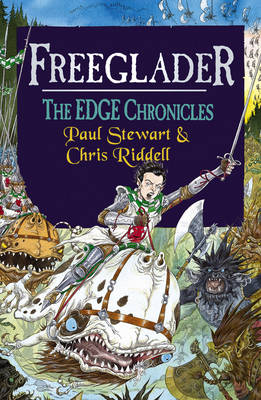 THE EDGE CHRONICLES 3: FREEGLADER THE ROOK SAGA Paperback B FORMAT