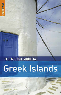 THE ROUGH GUIDE TO THE GREEK ISLANDS Paperback