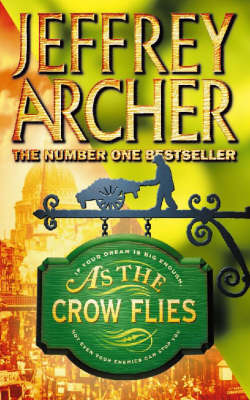 AS THE CROW FLIES Paperback A FORMAT