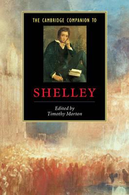 THE CAMBRIDGE COMPANION TO : SHELLEY Paperback