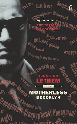 MOTHERLESS BROOKLYN Paperback A FORMAT