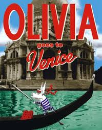 OLIVIA GOES TO VENICE Paperback C FORMAT