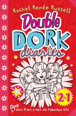DORK DIARIES 1 & 2: DOUBLE DORK DIARIES (TWO TALES FROM A NOT-SO-FABULOUS-LIFE) Paperback A FORMAT