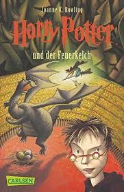 HARRY POTTER UND DER FEUERKELCH  TASCHENBUCH