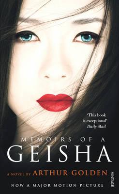 MEMOIRS OF A GEISHA Paperback A FORMAT