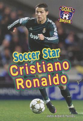 SOCCER STAR CRISTIANO RONALDO  Paperback