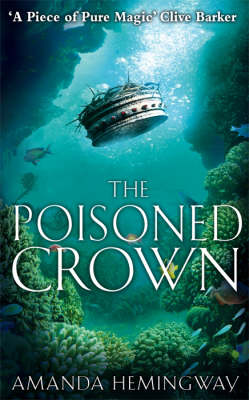 THE POISONED CROWN Paperback A FORMAT