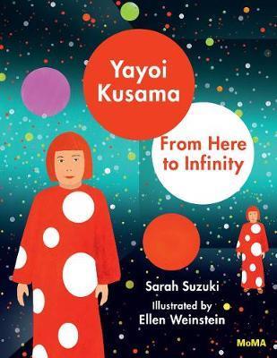 YAYOI KUSAMA : FROM HERE TO INFINITY HC