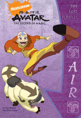 AVATAR - THE LEGEND OF AANG THE LOST SCROLLS - AIR Paperback
