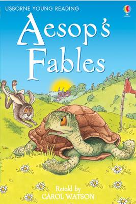 USBORNE YOUNG READING : AESOP'S FABLES (+ AUDIO CD) HC