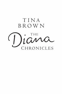 THE DIANA CHRONICLES Paperback B FORMAT