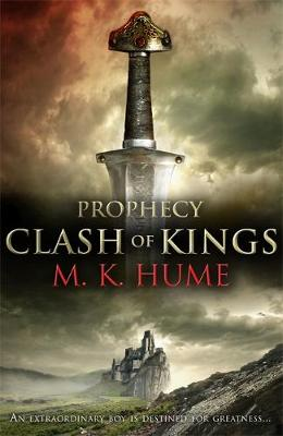 MERLIN 1: PROPHECY: CLASH OF KINGS Paperback B FORMAT