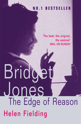 BRIDGET JONES: THE EDGE OF REASON Paperback B FORMAT