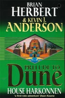 PRELUDE TO DUNE 2: HOUSE OF ATREIDES Paperback A FORMAT