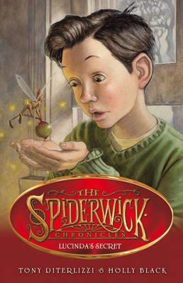 SPIDERWICK CHRONICLES 3: LUCINDA'S SECRET Paperback A FORMAT