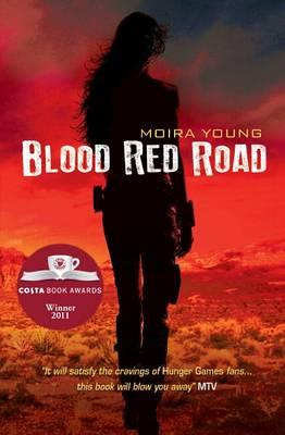 BLOOD RED ROAD Paperback B FORMAT
