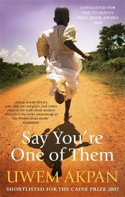 SAY YOU'RE ONE OF THEM Paperback B FORMAT