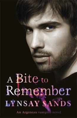 A BITE TO REMEMBER Paperback B FORMAT