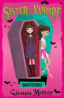 MY SISTER THE VAMPIRE HC A FORMAT