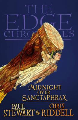 THE EDGE CHRONICLES 3: MIDNIGHT OVER SANCTAPHRAX THE TWIG SAGA Paperback B FORMAT