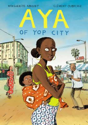 AYA 2: AYA OF YOP CITY HC