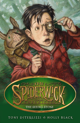 SPIDERWICK CHRONICLES 2: THE SEEING STONE Paperback A FORMAT