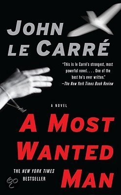 A MOST WANTED MAN Paperback A FORMAT