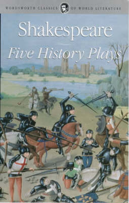SHAKESPEARE FIVE HISTORY PLAYS Paperback B FORMAT
