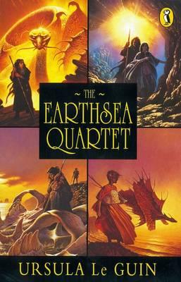 THE EARTHSEA QUARTET Paperback B FORMAT