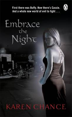 CASSIE PALMER SERIES : EMBRACE THE NIGHT Paperback A FORMAT