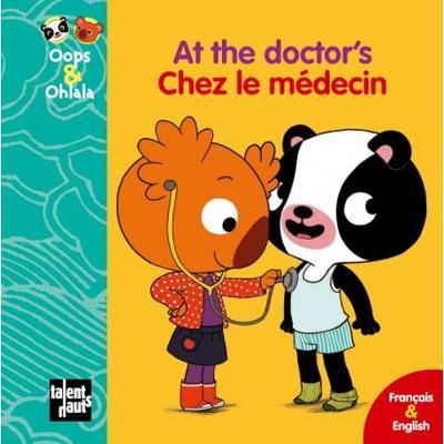 AT THE DOCTOR'S- CHEZ LE MEDECIN POCHE
