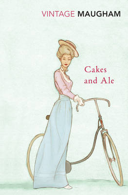 VINTAGE CLASSICS : CAKES AND ALE Paperback B FORMAT